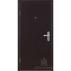 Дверь входная ЛМД 1 Бастион, цвет медный антик, панель - лмд 1 бастион цвет медный антик