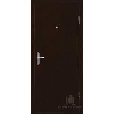Дверь входная БМД 1 Реалист, цвет медный антик, панель - бмд 1 реалист цвет итальянский орех