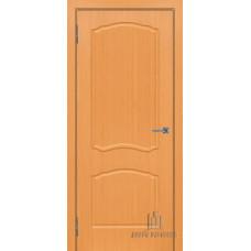 Дверь межкомнатная Альфа Миланский орех Глухая
