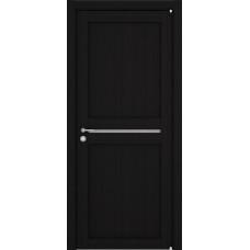 Дверь межкомнатная LIGHT 2109 Шоко велюр Остекленная