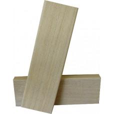 Планка абаши для бани 2,1м (сорт Экстра)