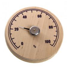 """Гигрометр для сауны """"Банная станция открытая круглая СБО-1г"""""""