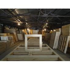 Окно одинарное деревянное ОДО(1)05-05