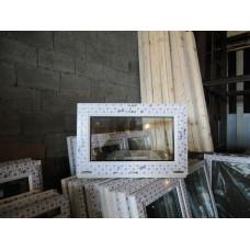 Пастиковое окно 600-900 (ПВХ 06-09с фрамужным открыванием))