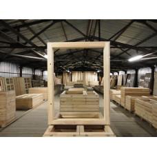 ОС 12-09 (1ст) рама деревянная для дома и дачи