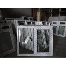 Пластиковое окно 900-1200 ( ПВХ 09-12 )